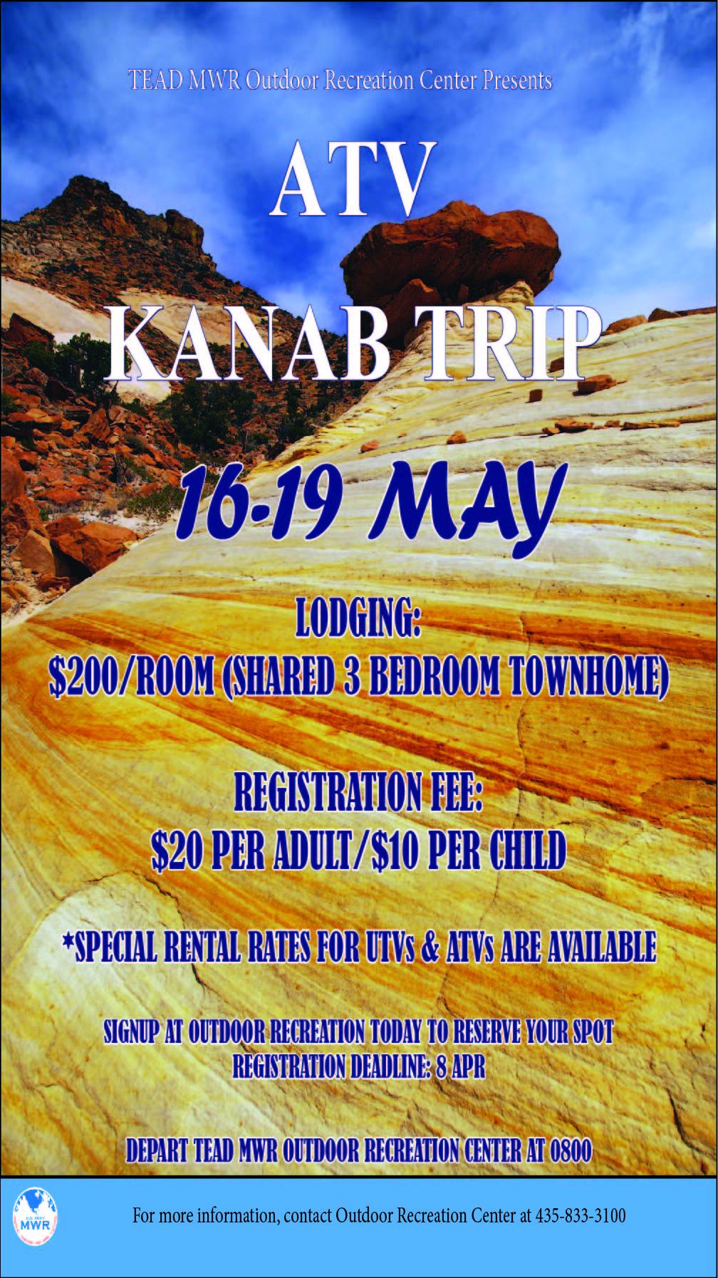 ATV Kanab Trip